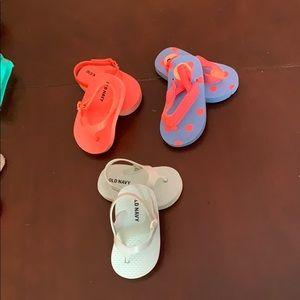 Brand new baby sandals.